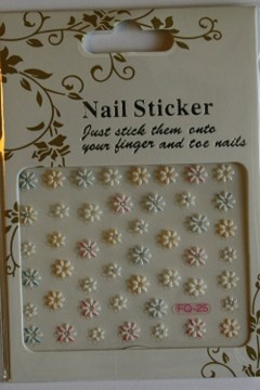 Nailstickers - FQ-25