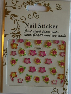 Nailstickers - YJ-01