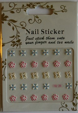 Nailstickers - FQ-26