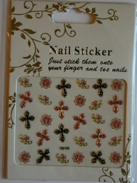 Nailstickers - YJ-14