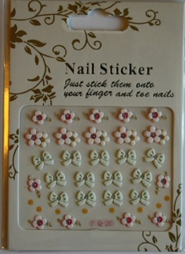 Nailstickers - FQ-20
