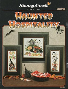 Haunted Hospitality - Mønsterbok