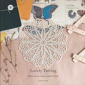 Lovlely Tatting - Mønsterbok