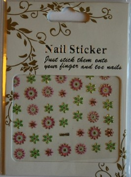 Nailstickers - YJ-15