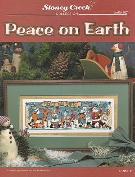 Peace on Earth - Mønster