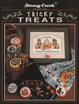 Tricky Treats - Mønsterhefte