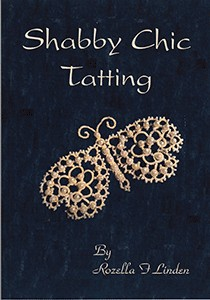 Shabby Chic Tatting - Mønsterbok