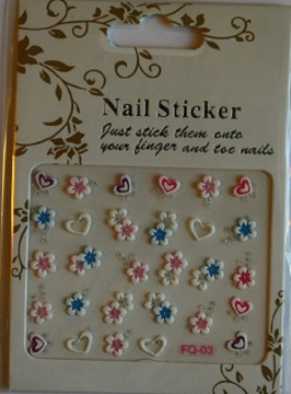 Nailstickers - FQ-03