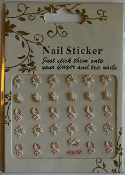Nailstickers - FQ-12