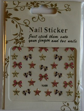 Nailstickers - YJ-20