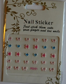 Nailstickers - FQ-01