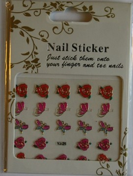 Nailstickers - YJ-24