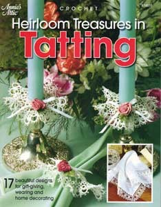 Heirloom Treasures in Tatting - Mønsterbok