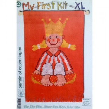 12-8382 - My First Kit Prinsesse