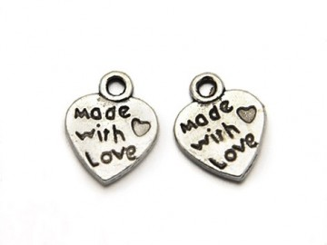 Made with love - Charms