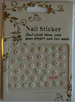 Nailstickers - FQ-30