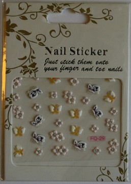 Nailstickers - FQ-29