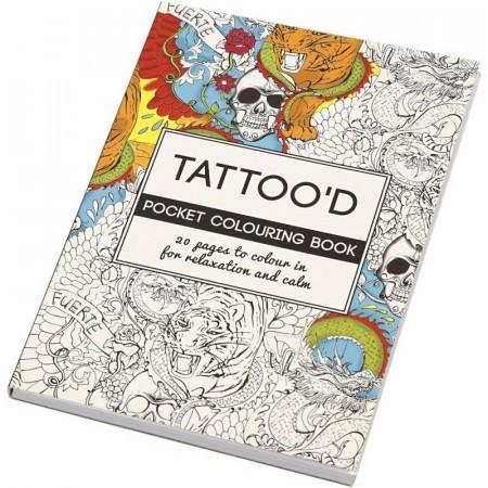 Bøker til fargelegging