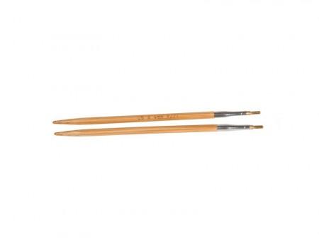 Pinner i Bambus til kabler