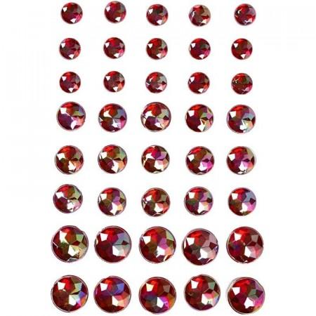 Halvperler og krystaller